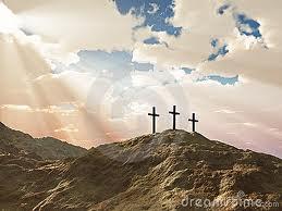 3 crosses of calvary