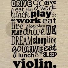 Eat. Sleep. Work. Play.