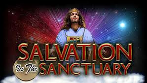 Salvation in the Sanctuary