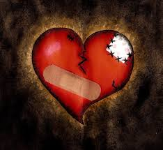 Heart Needing Forgiveness