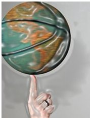 Earth bball