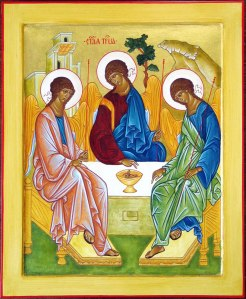 Rublev%27s+Icon+on+Trinity