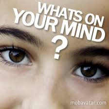 What's On Your Mind
