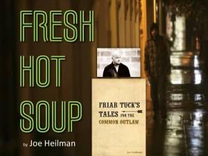 fresh hot soup