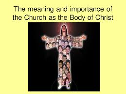 Body of Christ 1