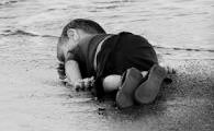 image of syrian boy who drowned