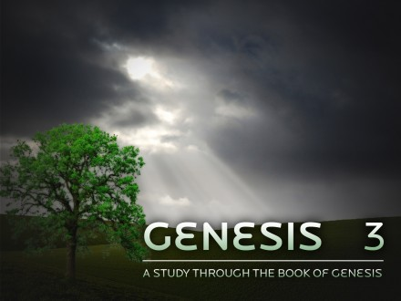 Genesis_3 God's perspective on sin