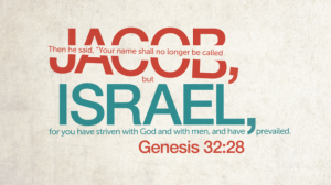 Genesis 32 The Triune God Who Gives New Names