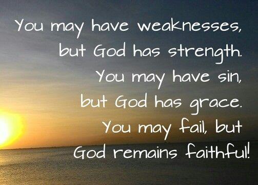 God is Faithful (Genesis 25-28)