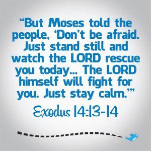 Exodus 13-14 Red Sea
