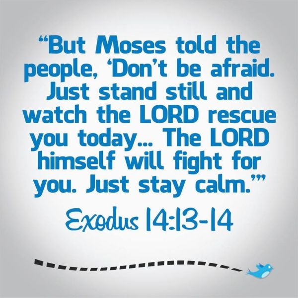 Exodus 13-14 Red Sea
