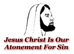 Jesus is the ultimate Atonement