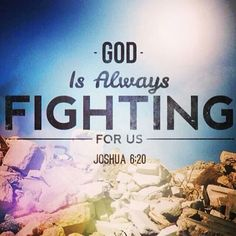 Josua 6 God of Unusual Victories