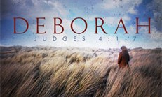 Deborah - Judges 4-5