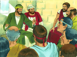 Acts 13 (Paul and Barnabas)