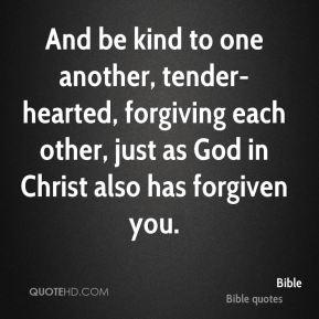Forgive 2 (Eph 4-32)